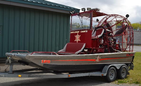 Montgomery County Airboat