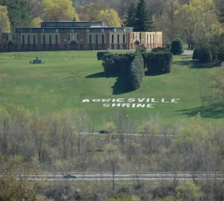 Auriesville Shrine
