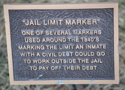 Jail Limit Marker